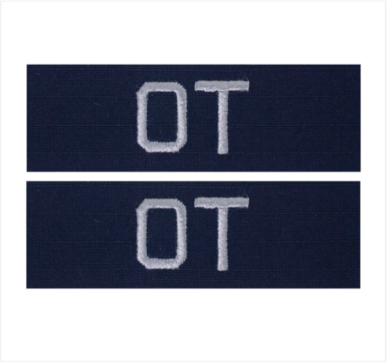 Utility Tactical Uniform (UTU) Embroidered Officer In Training (OT)
