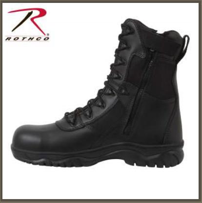 Utility Tactical Uniform (UTU) Boots
