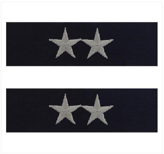 Major General (2-STAR)