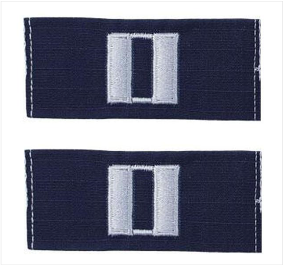 Utility Tactical Uniform (UTU) Embroidered Captain (CAP)