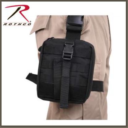 Utility Tactical Uniform (UTU) Drop Leg Medical Pouch