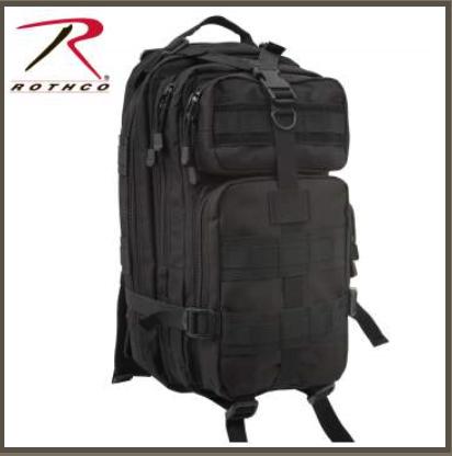 Utility Tactical Uniform (UTU) 2.5 Liter H2O Day Pack