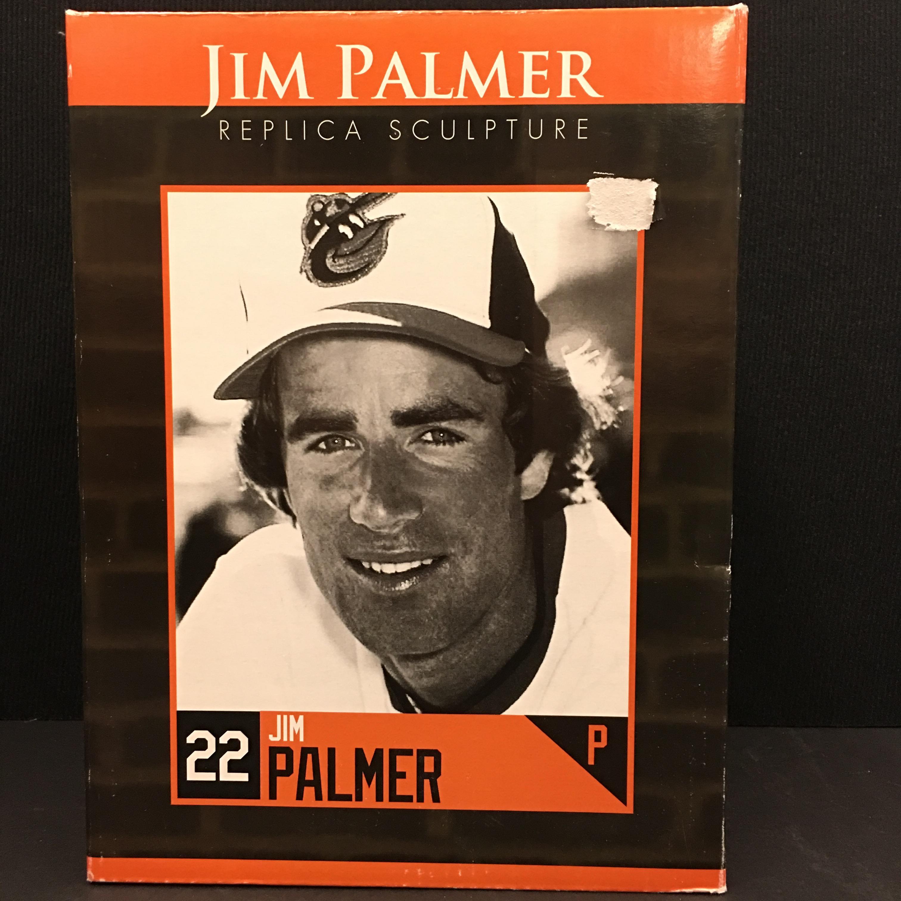Jim Palmer SGA