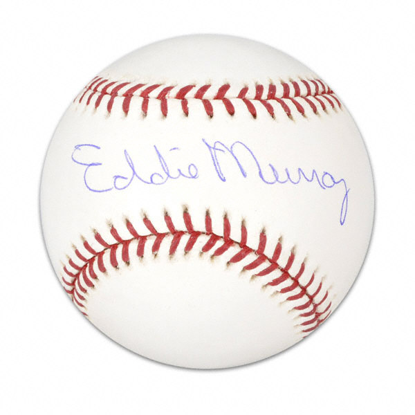 Eddie Murray signed OMLB