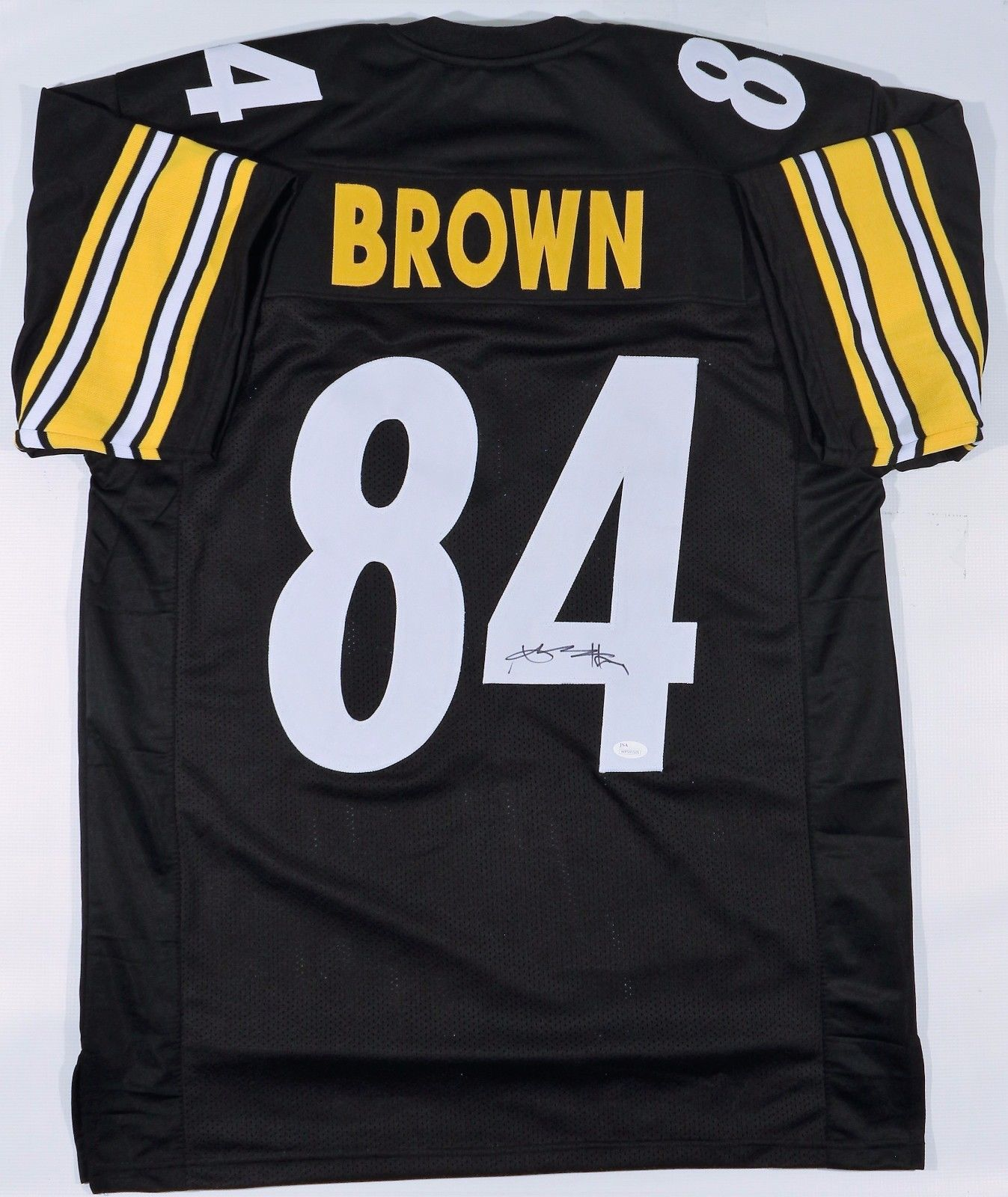 Antonio Brown signed Steelers Jersey