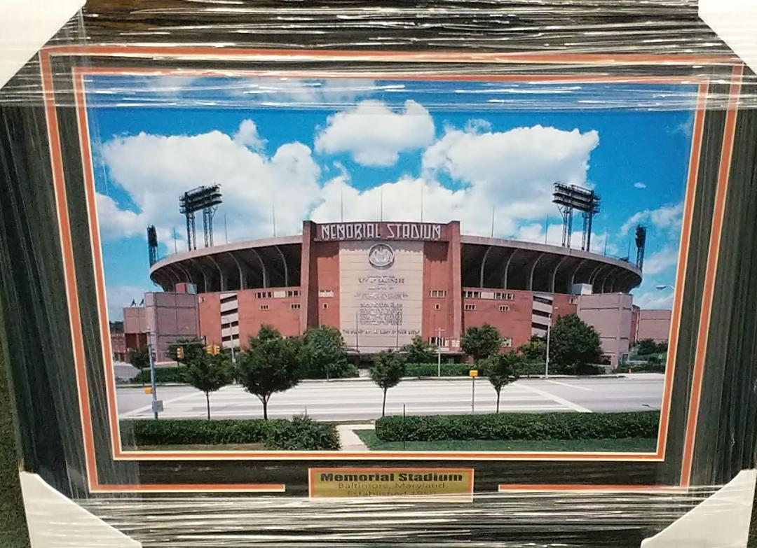 Baltimore Memorial Stadium 16x20