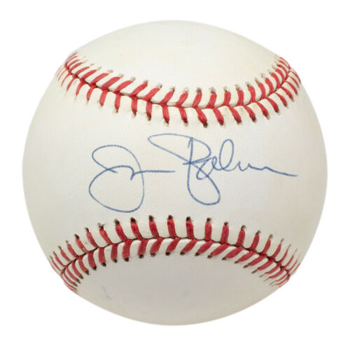 JIM PALMER SIGNED BASEBALL (OMLB)