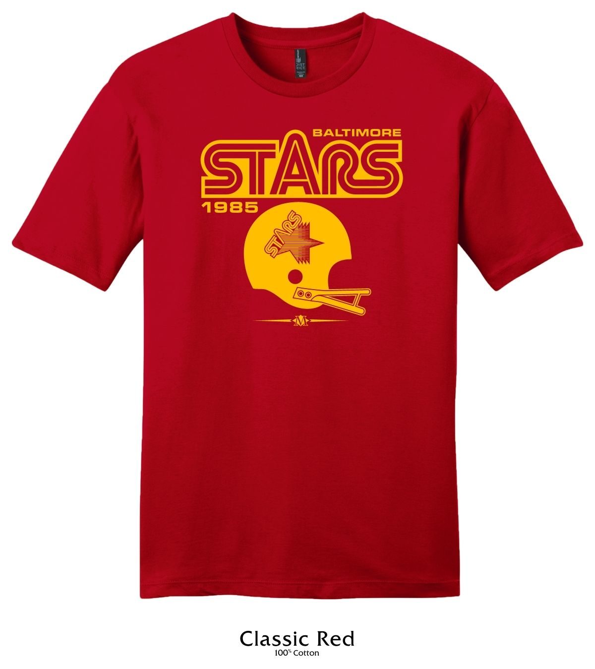 Baltimore Stars Vintage 1985 T-shirt