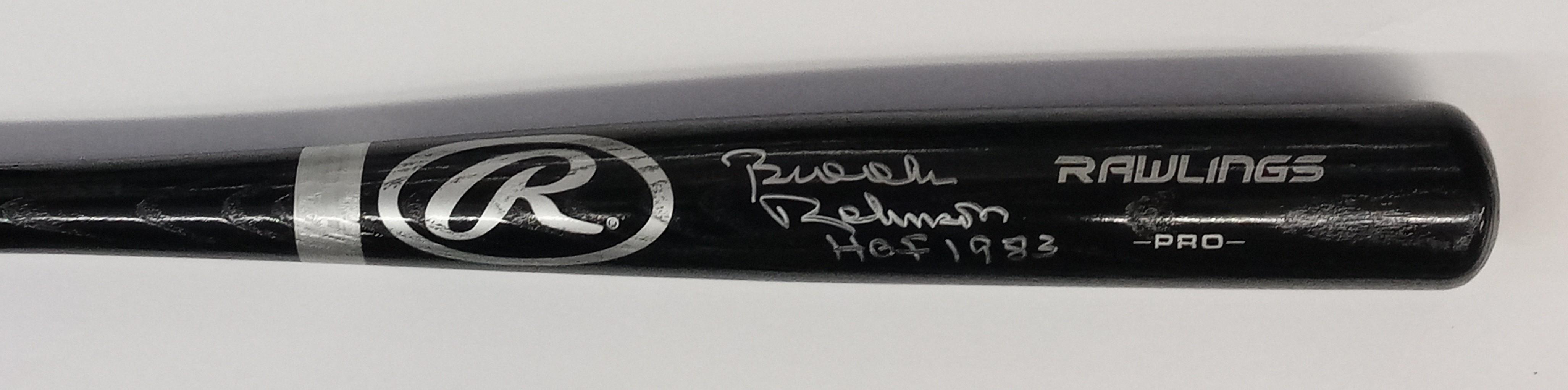 BROOKS ROBINSON SIGNED RAWLINGS PRO BAT