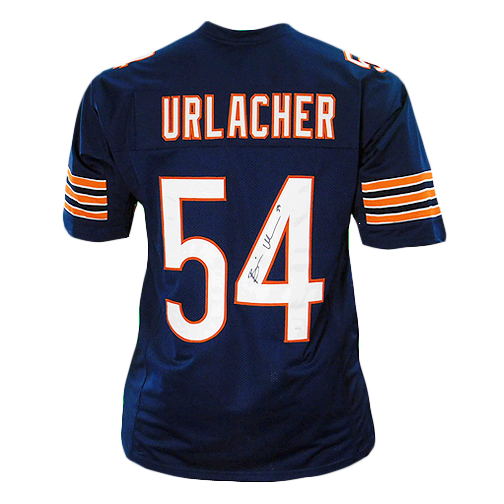Brian Urlacher signed Chicago Bears Jersey