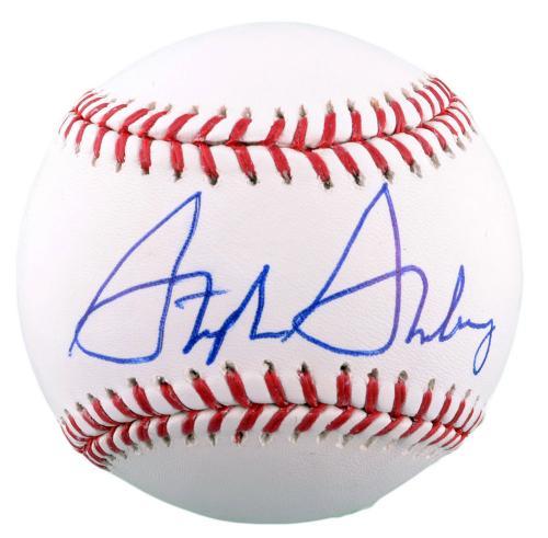 Stephen Strasburg signed OMLB