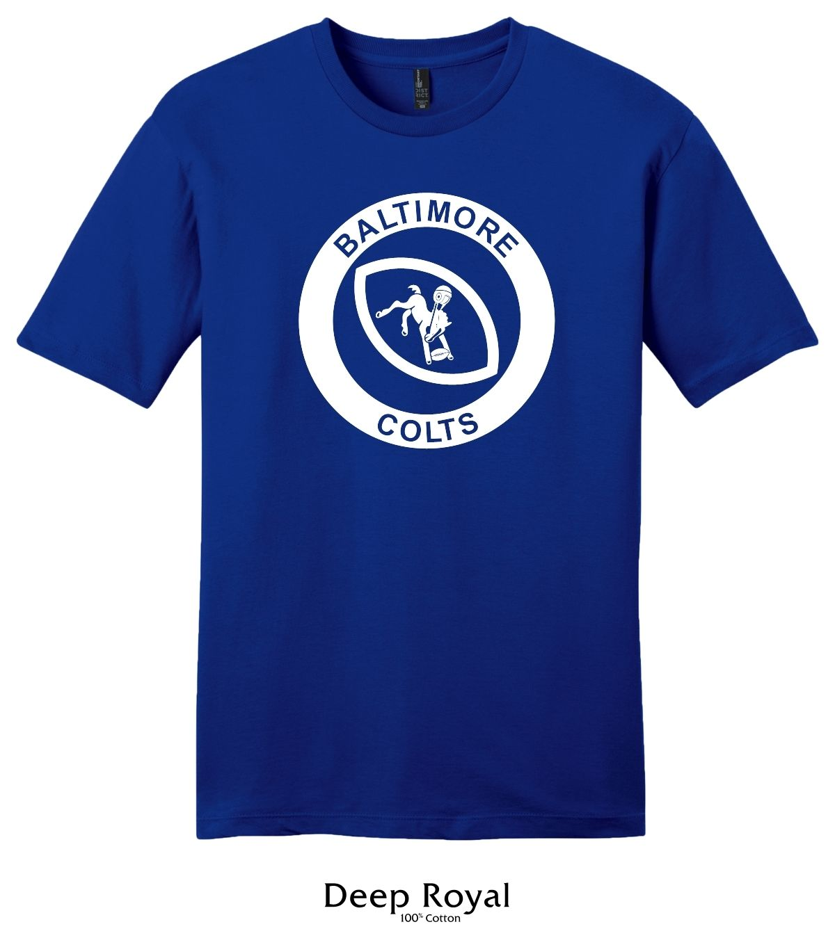 Baltimore Colts Vintage 1953 Logo T Shirt