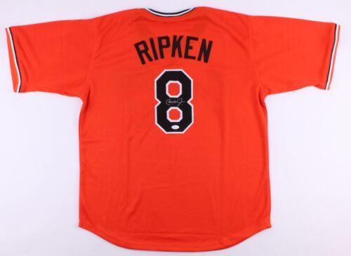 Cal Ripken, Jr signed Jersey (JSA)