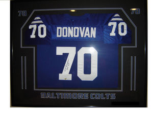 Deluxe Jersey Frame