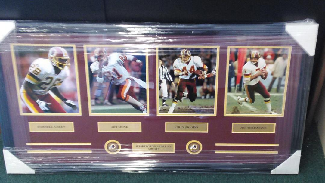 Washington Redskins Greats Collage