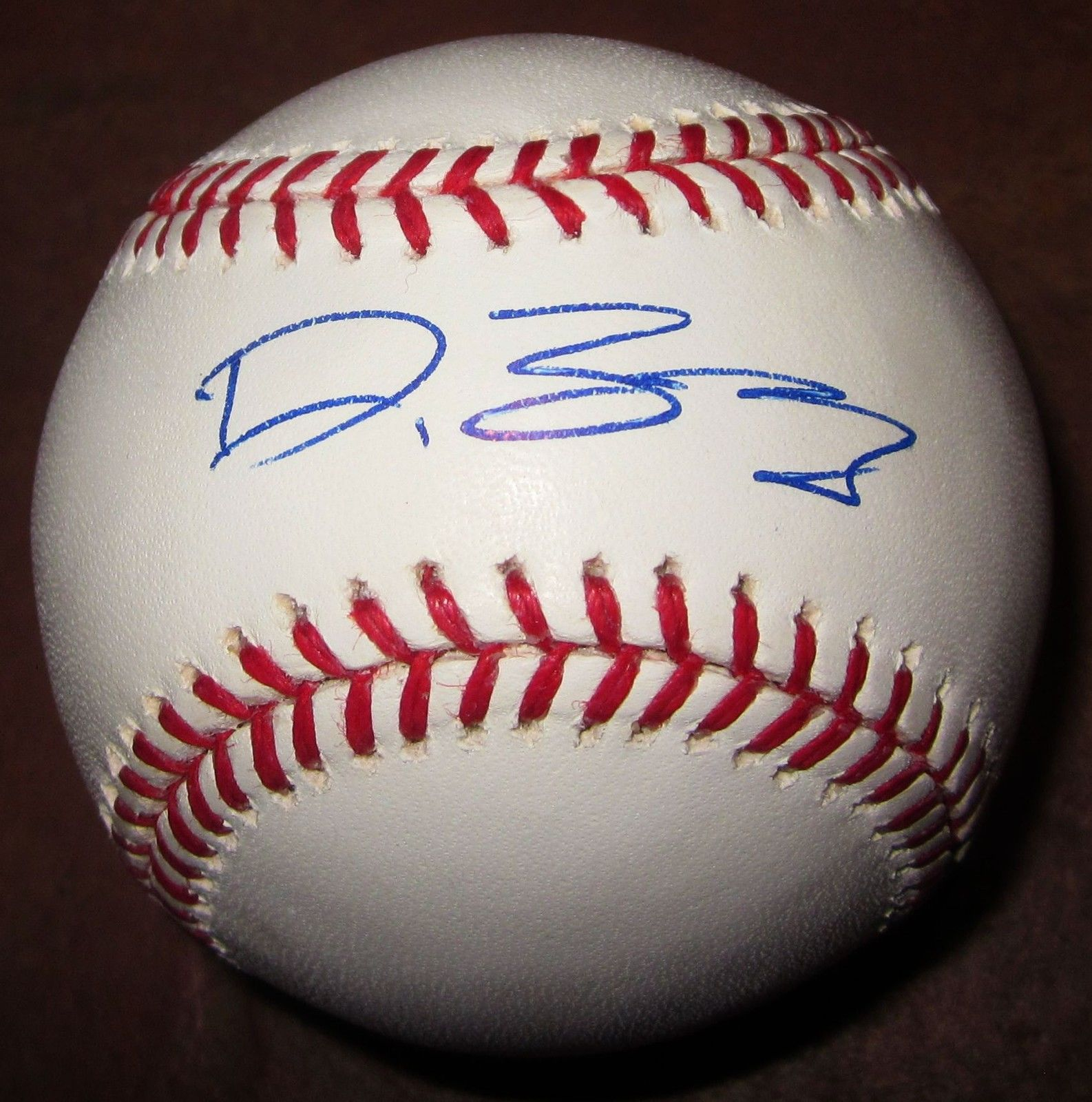 DYLAN BUNDY SIGNED BASEBALL (OMLB)
