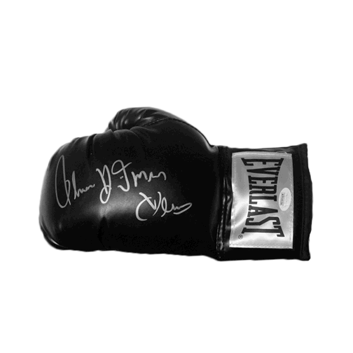 TOMMY HEARNS SIGNED GLOVE