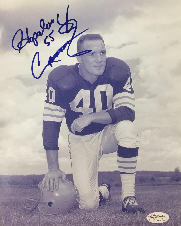 Hopalong Cassidy signed photo (JSA)