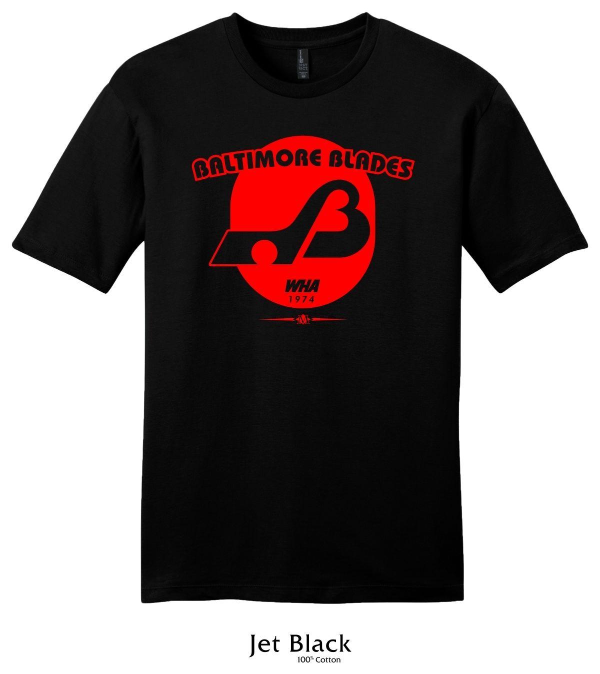 Baltimore Blades Vintage 1974 T-shirt