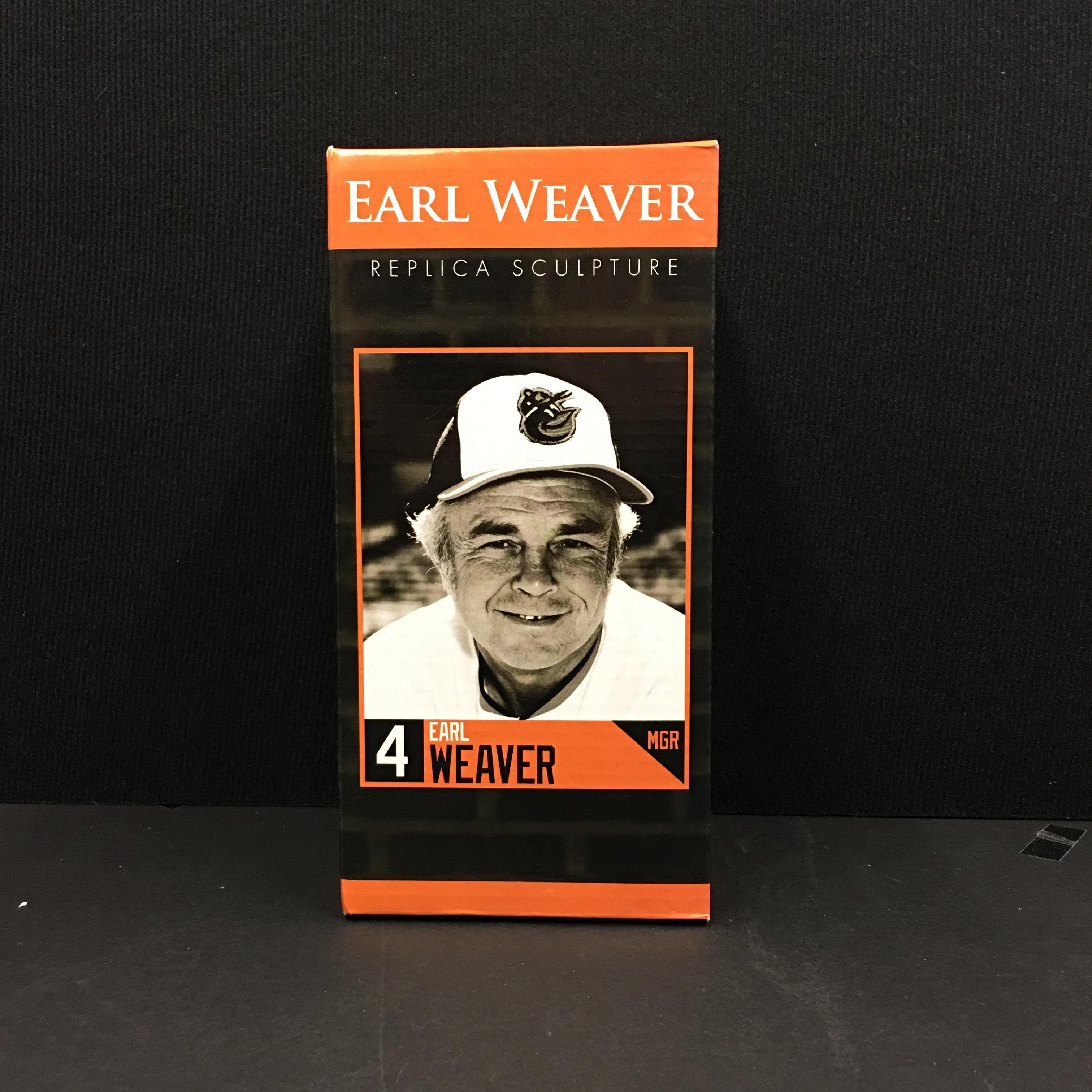 Earl Weaver SGA