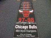 Chicago Bulls Banner