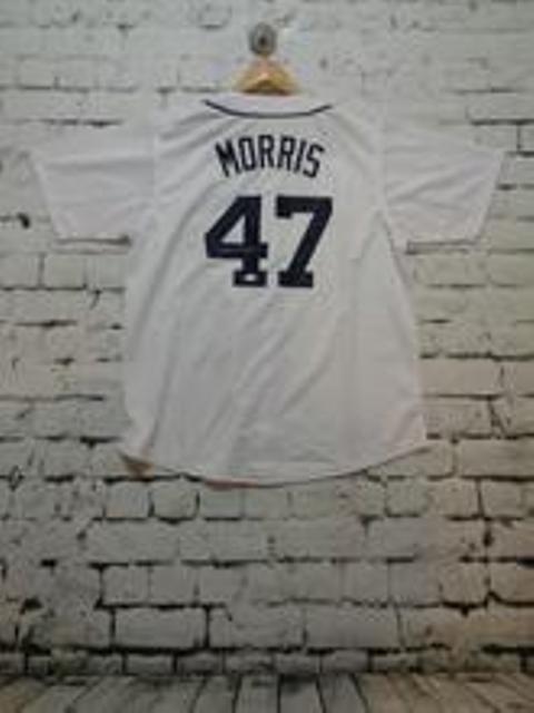 Jack Morris signed Detroit Tigers jersey