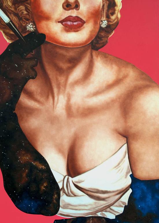 Untitled (Marilyn) Jonathan Sparrow