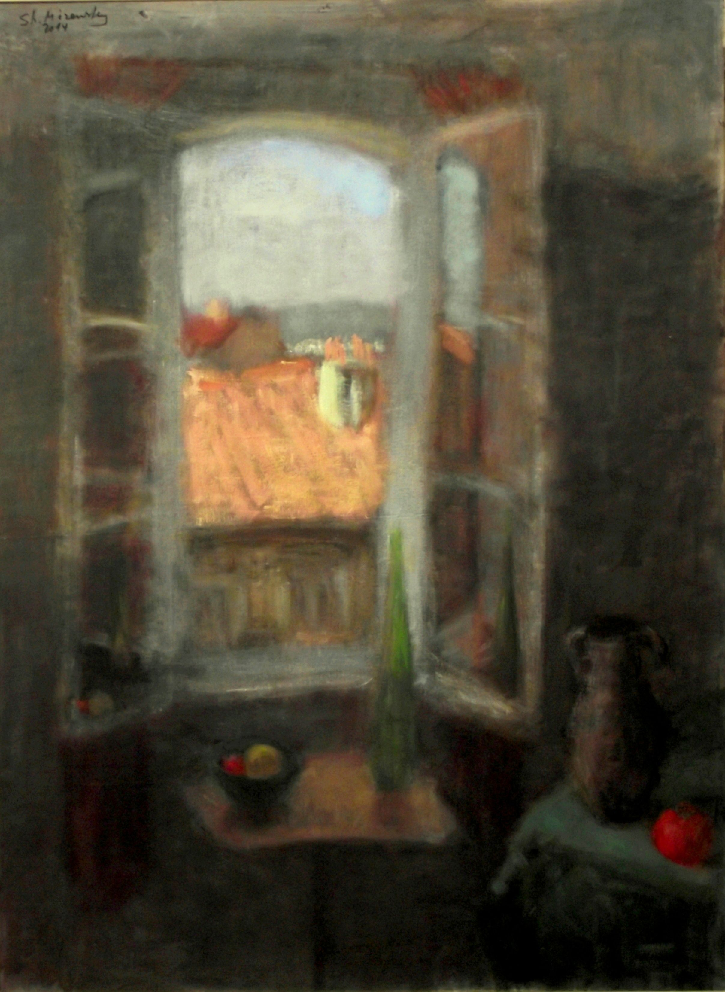 """Window (Belle de Mai, Marseille)"""
