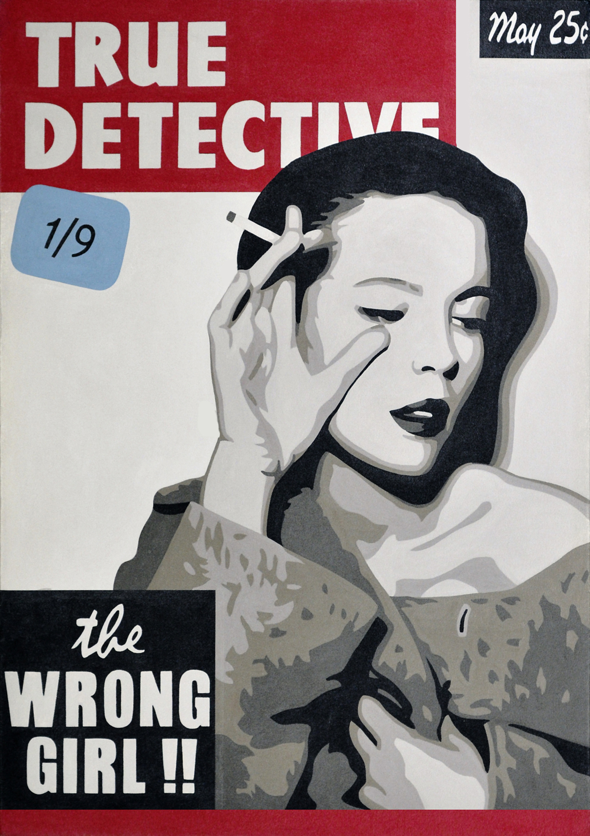Wrong Girl,  (2015) by Julian St Clair
