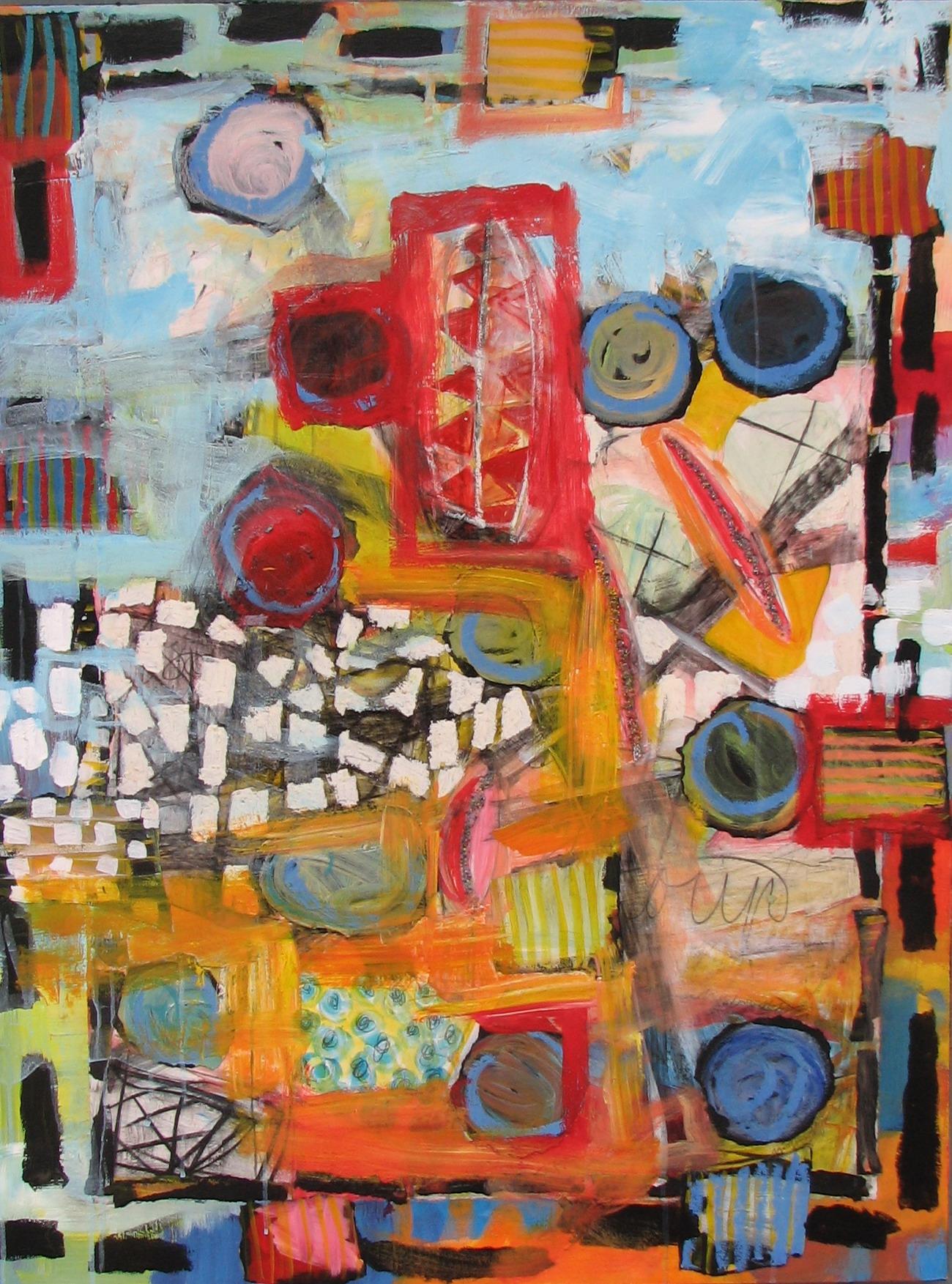 "Michelle Daisley Moffitt, ""New World Order,"" 2011"