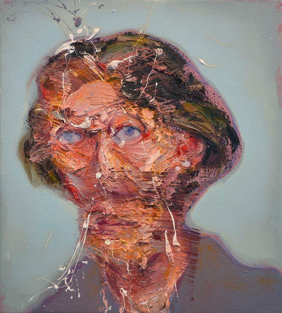 Virginia Woolf (Study III)