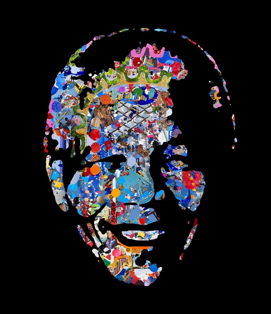 Mandela, 2011 by Hervé