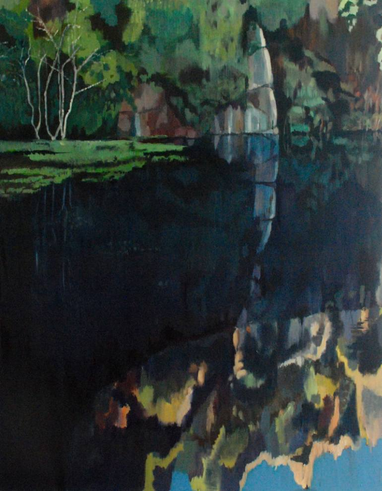 Joanne Reed |The reflective pool