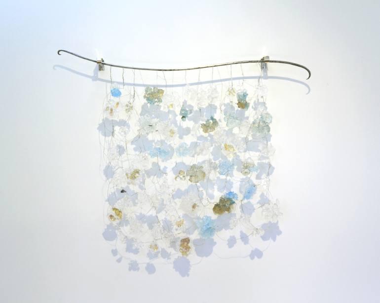 Susan Freda | Hyacinth Vitro Glass Tapestry