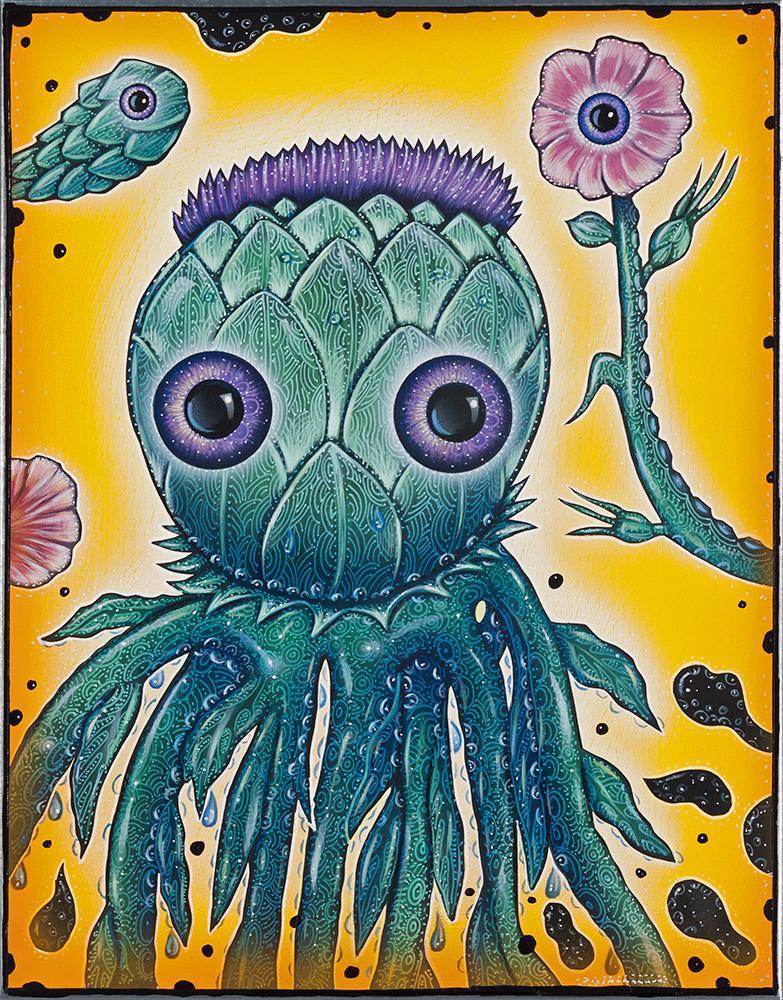 Joel Nakamura | Artichoke Octopus