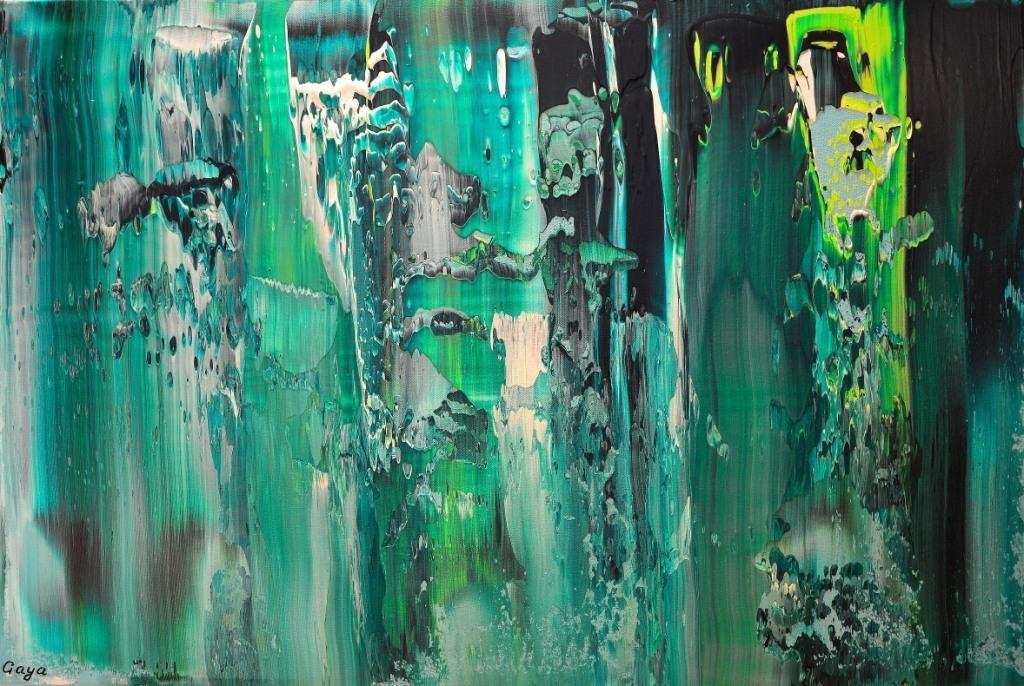 Gayane Karapetyan | Green Glass of Ocean