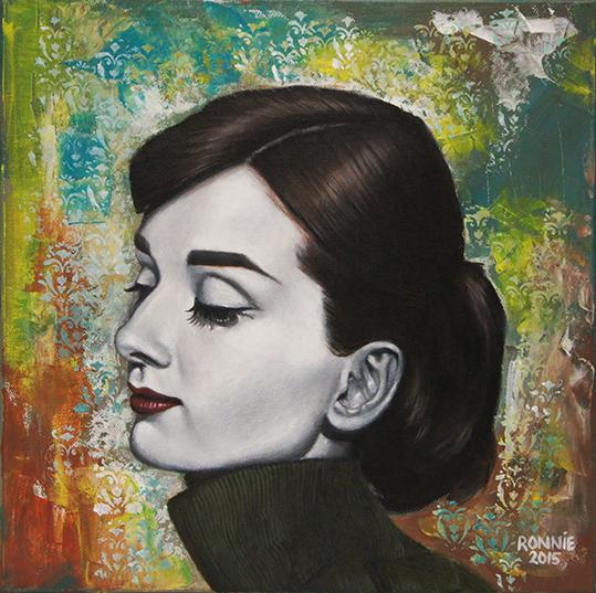 Ronnie Jaing | Audrey Hepburn