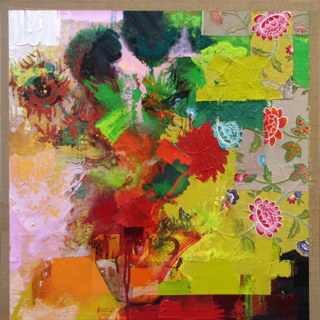 Gogh 3 | Museum Shop Sunflowers Silk Scarf | 2015