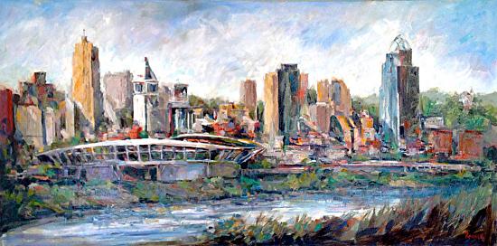 Cincinnati by Patrick Romelli