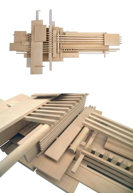 Construction 31, Futuristic Musical Instrument