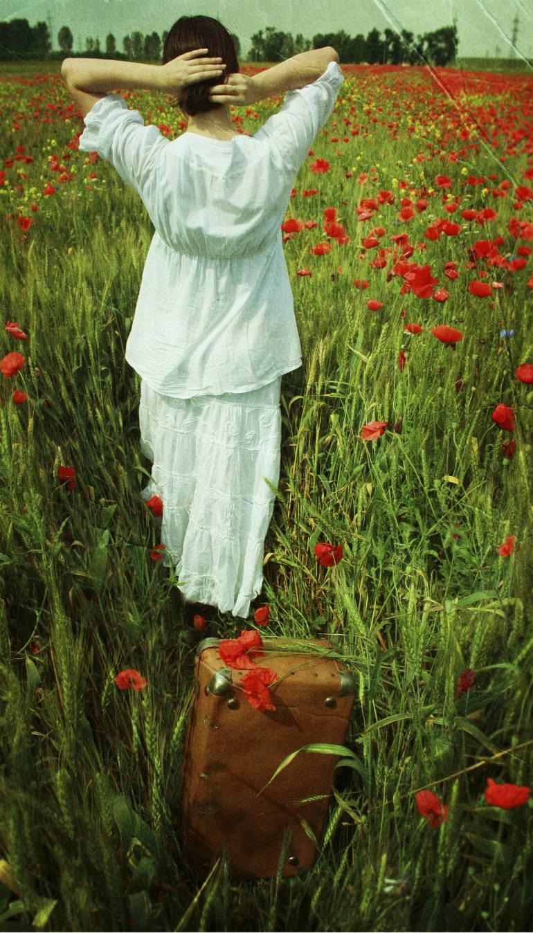 Raluca Caragea | The long way home