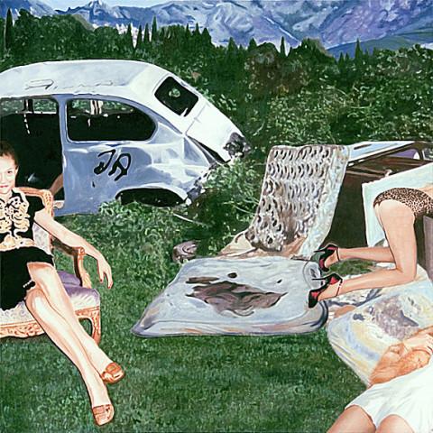 giochi in giardino by Claudio Di Carlo