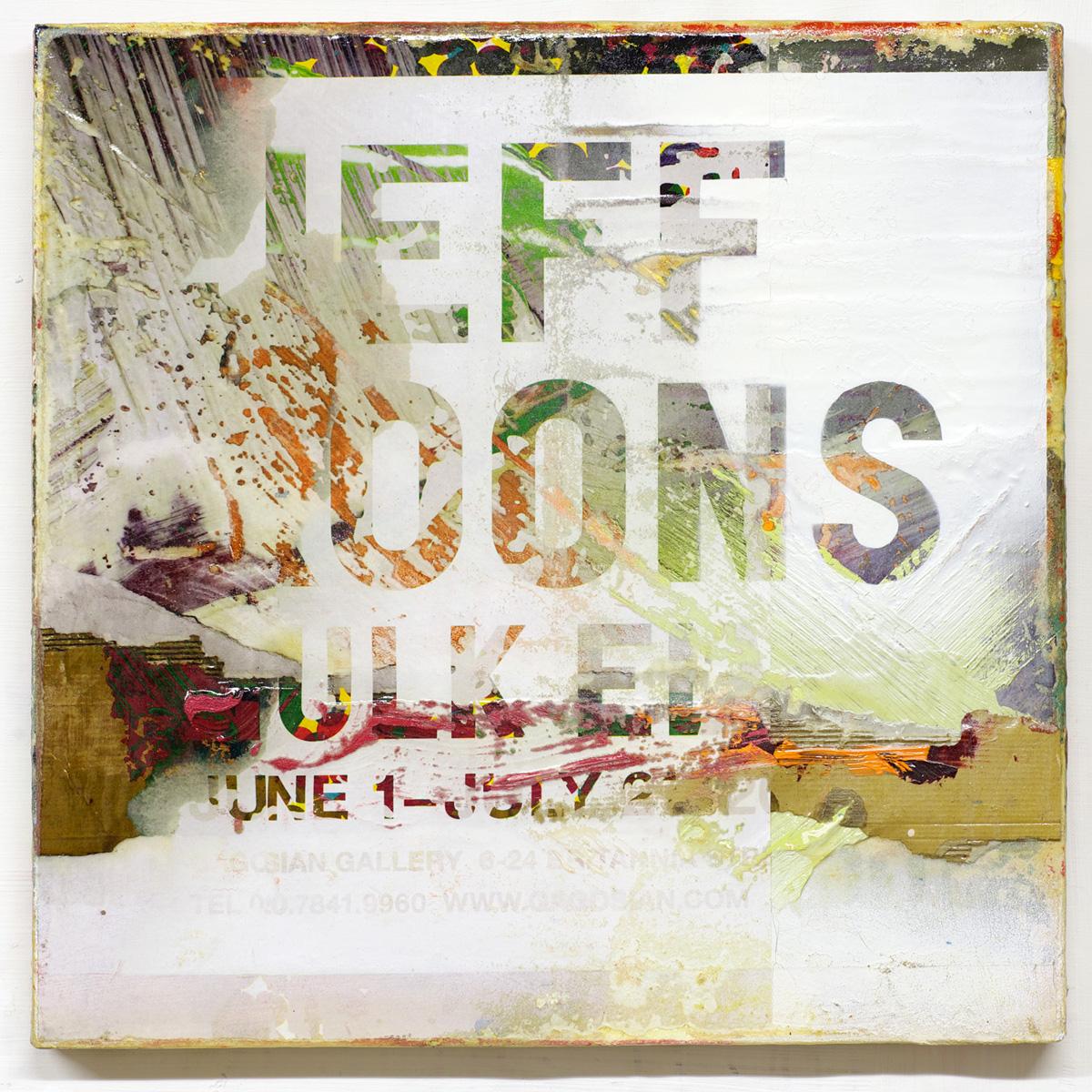 Jeff Koons | Advertisement Artforum