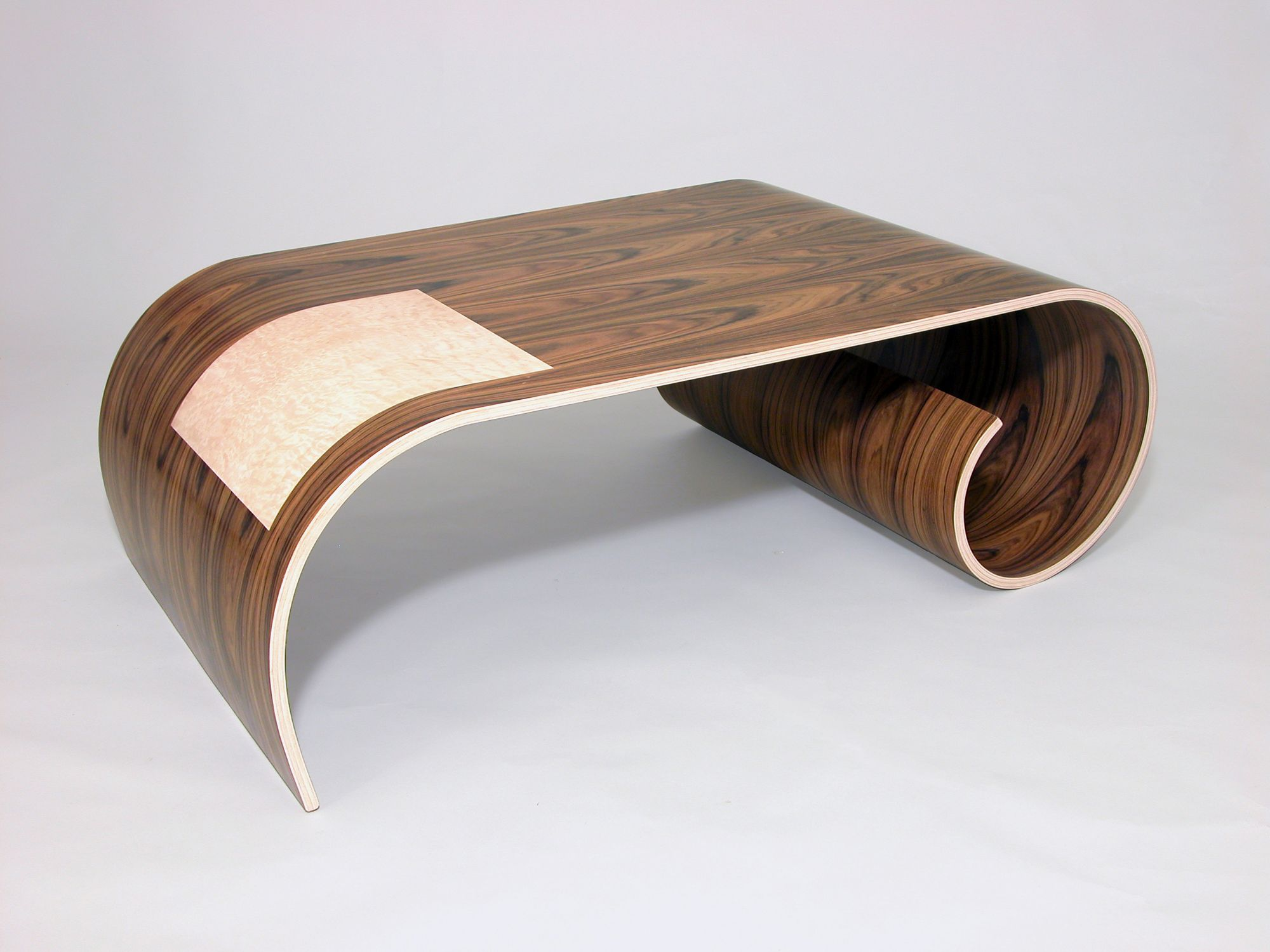 Large Toboggan Table by Kino Guerin