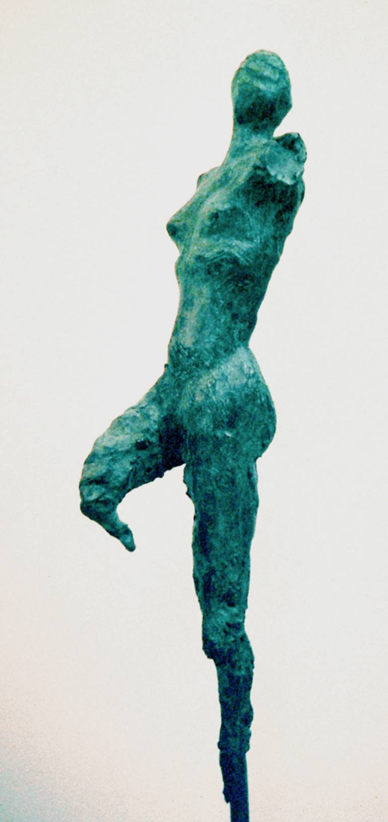 Gerald Siciliano | STANDING STUDY II (the dancer)