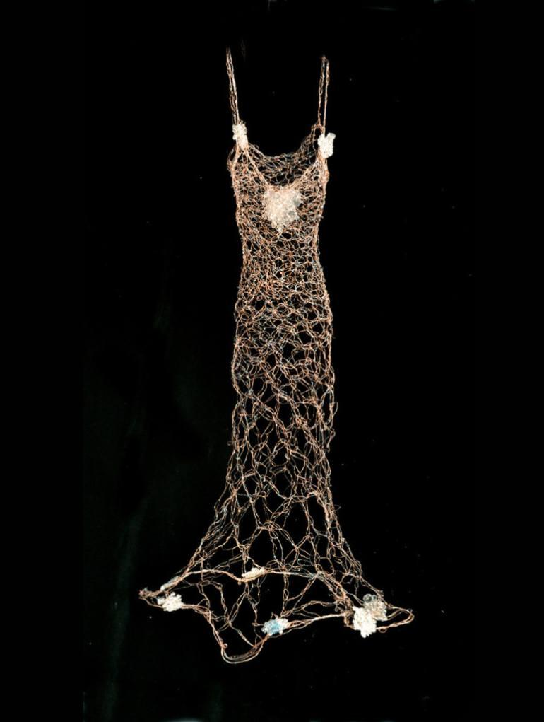 Susan Freda | Fila Sidus Wire Dress