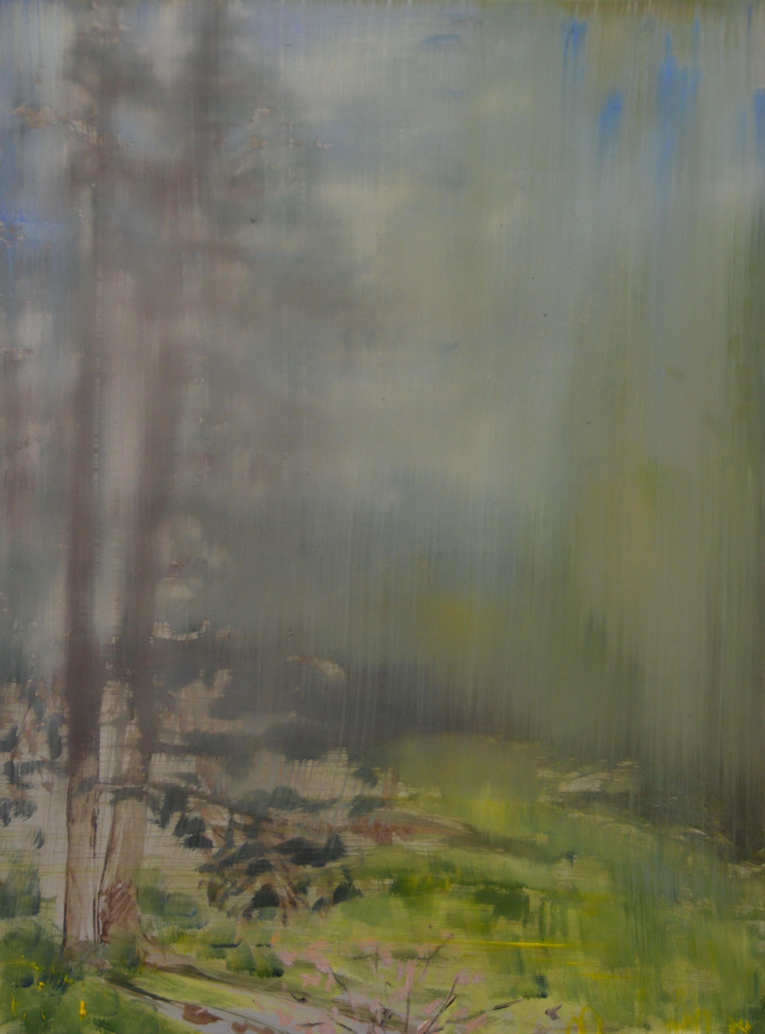 Fading Into View, (2014),  Stefan John Orlowski