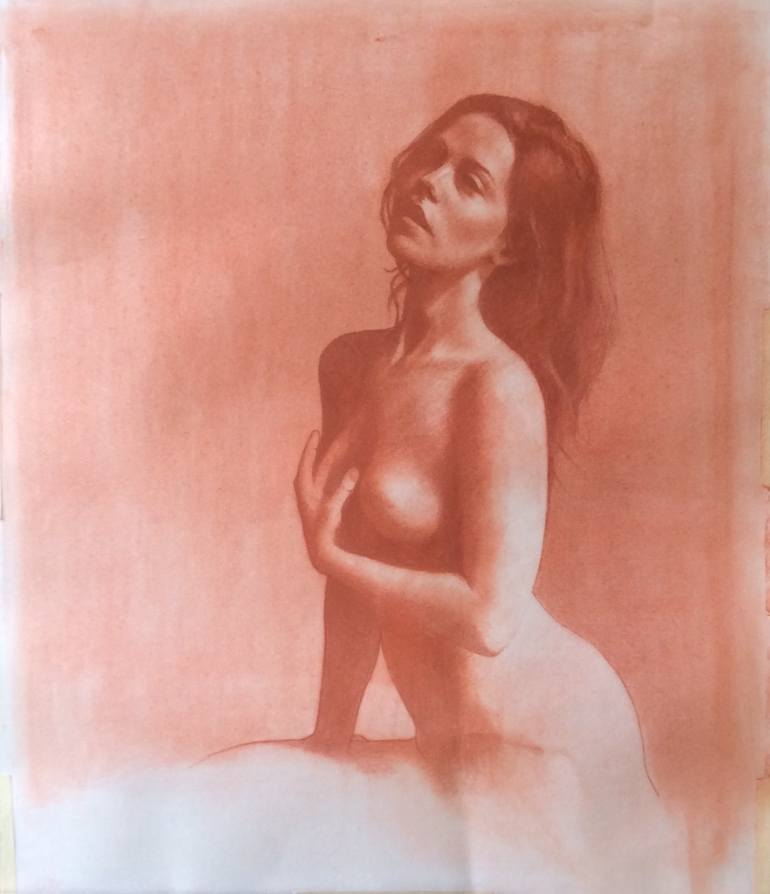Me - Limited Edition Giclee Print 1st of 25