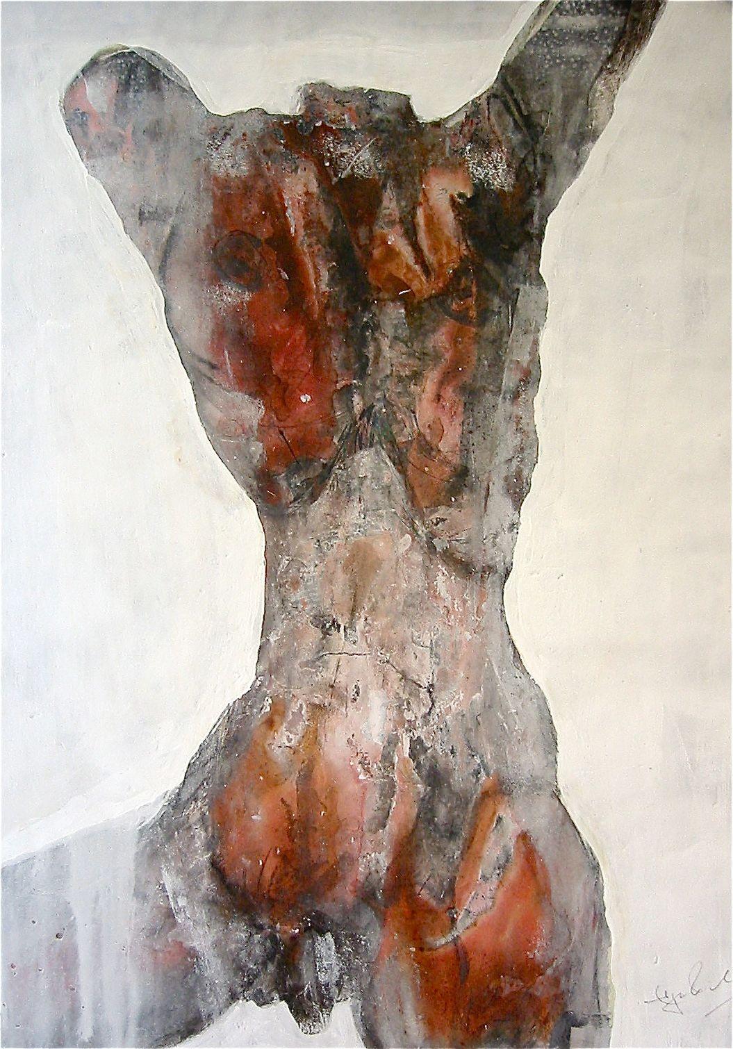 Torso by Edgar Piel