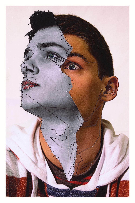 Embroidered Metropolis (EM) 3
